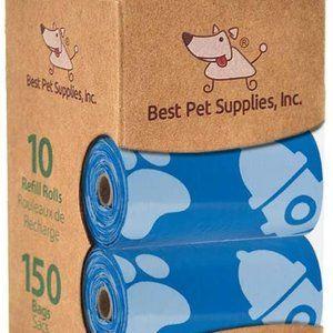 Poop Bag - Blue